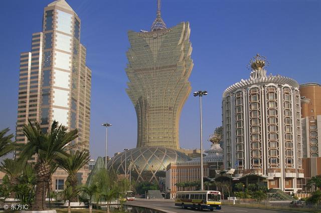 澳門第一高樓—澳門新葡京 - 每日頭條