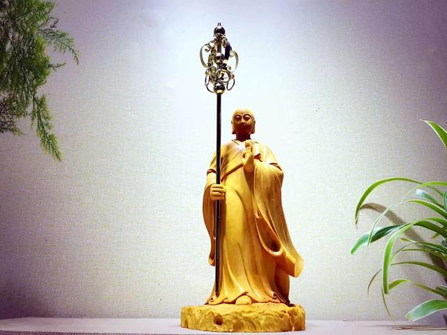 地藏王一一地獄不空。誓不成佛;眾生度盡。方證菩提。 - 每日頭條
