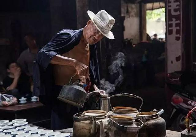 大美與茶|夢回茶館裡的氤氳水墨 - 每日頭條