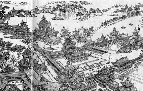 中國園林發展史(一):你敢相信嗎?三千年前中國就有園林了 - 每日頭條