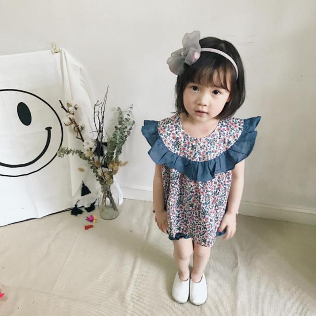 夏天給小孩穿棉麻材質的衣服是正確的選擇!棉麻衣服怎麼保養? - 每日頭條