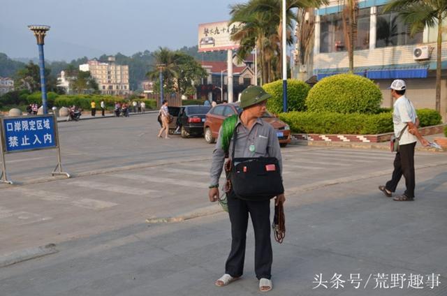 探秘通往越南的邊境城市。中國雲南河口口岸 - 每日頭條