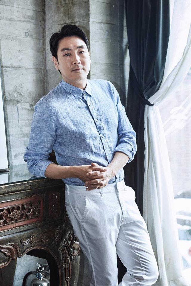 韓國演員減肥前後判若兩人,收放自如的身材,真是太有毅力了 - 每日頭條