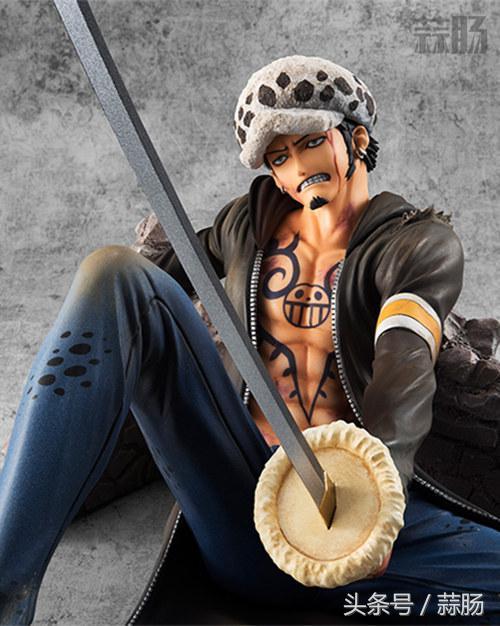 《海賊王》「角色受傷系列」 手辦 特拉法爾加·羅登場! - 每日頭條