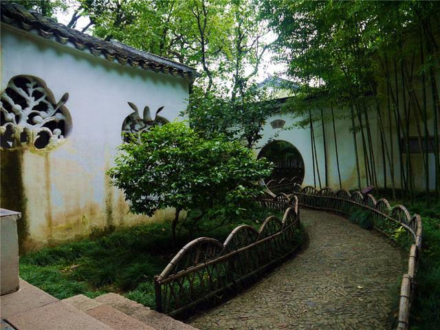 旅遊見聞 游蘇州滄浪亭 清風明月本無價 近水遠山皆有情 - 每日頭條