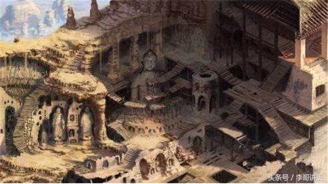 青海省發現一座神秘大墓。九層妖塔竟然真實存在。至今不敢深挖 - 每日頭條