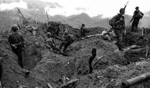 越戰老照片, 美軍慘不忍睹的一段恐怖記憶 - 每日頭條