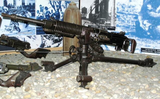 二戰各國制式武器一覽-日本機槍篇 - 每日頭條