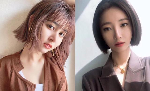 2020 短髮熱潮率先看!日韓流行勾耳髮型+海感短髮 - 每日頭條