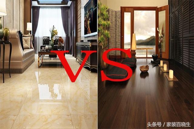 家裝中客廳應選地板還是地磚?大多數人都選錯 - 每日頭條