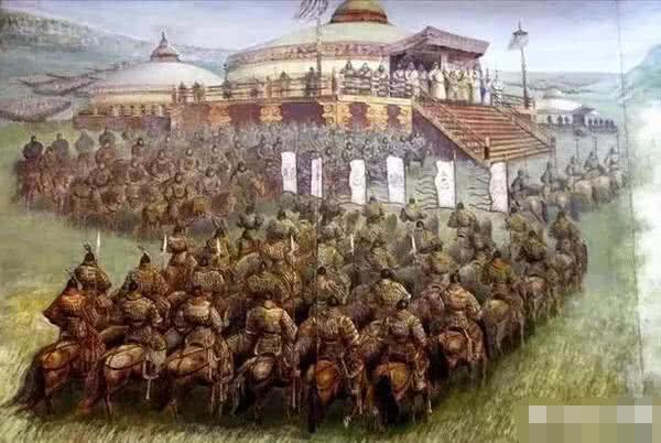 成吉思汗不是蒙古人。為什麼後代被稱為蒙古人? - 每日頭條