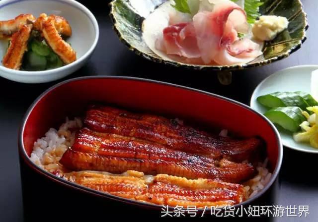 來自大阪道頓堀穴子屋的一碗頂級鰻魚飯 - 每日頭條