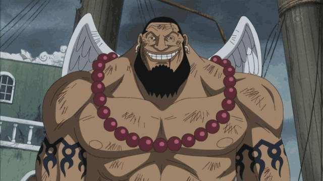 海賊王:6位帶翅膀的角色,1位秒殺四皇,1位打敗將星 - 每日頭條