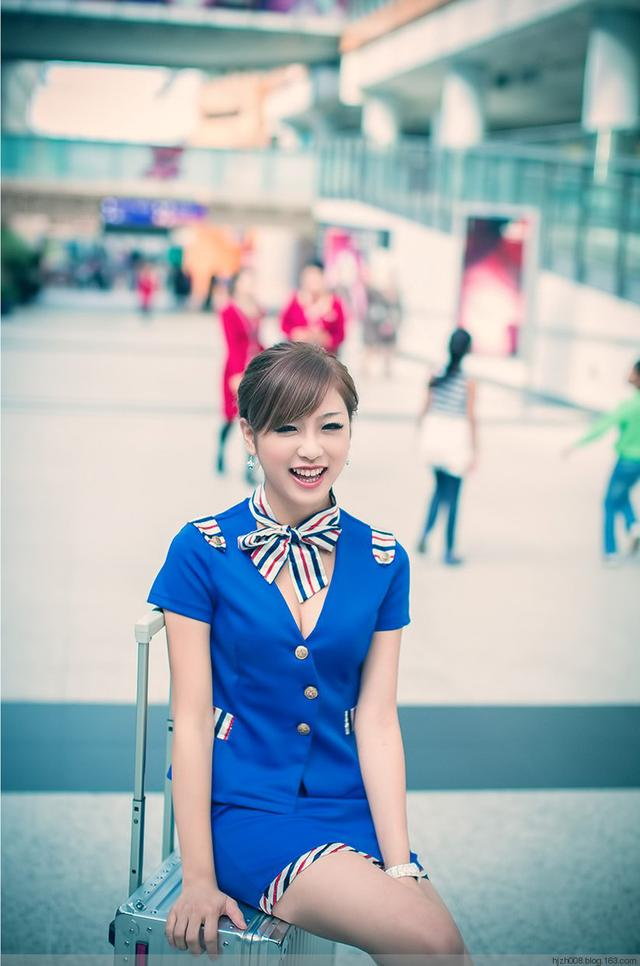 佳麗--美麗空姐 - 每日頭條