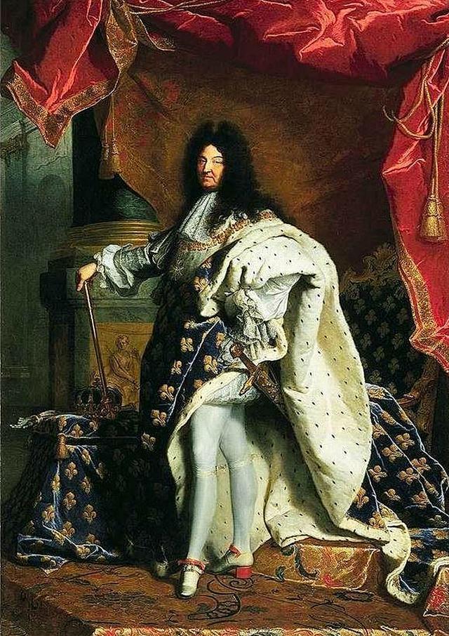 為什麼法國國王穿著高跟鞋? - 每日頭條