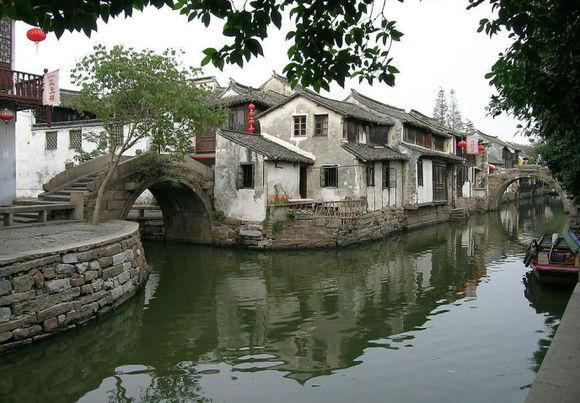 中國最美的十大水鄉古鎮,你去過哪些? - 每日頭條