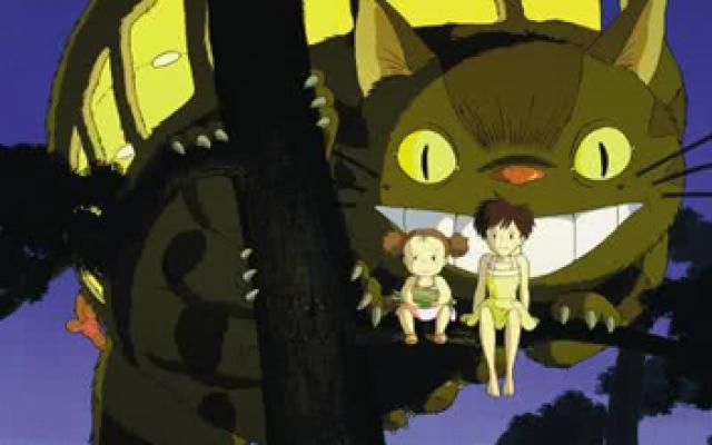 龍貓是死神 龍貓巴士是帶走靈魂的工具 只有將死之人才能看到 - 每日頭條