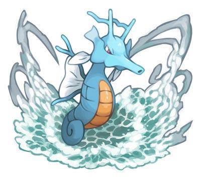 《寵物小精靈》水中龍王,擁有最強悍的水中實力! - 每日頭條