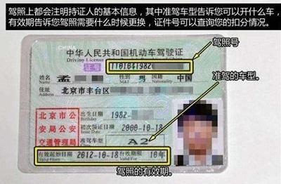 駕駛證逾期未換將被註銷重考?你想知道的都在這…… - 每日頭條