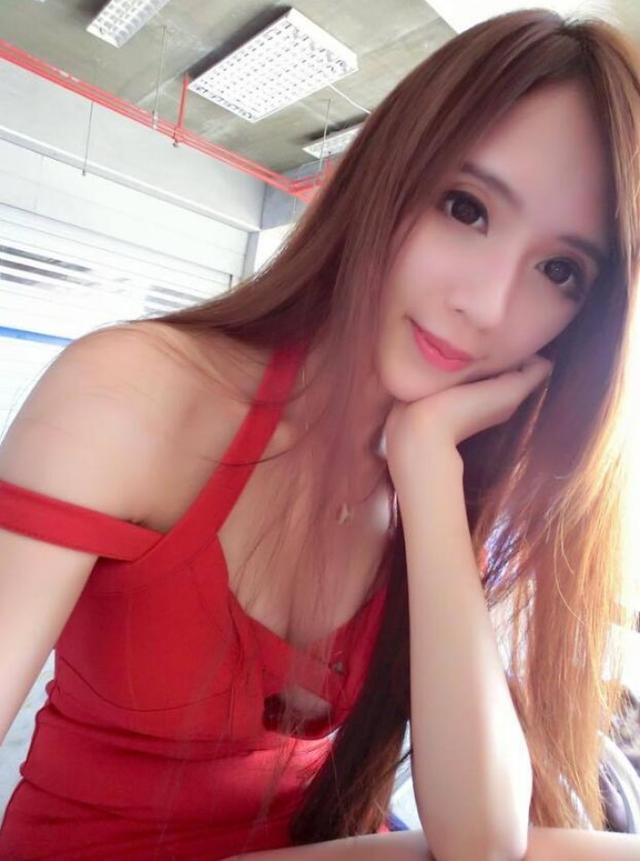 臺灣模特翁子涵,迷人的不只是臉蛋! - 每日頭條