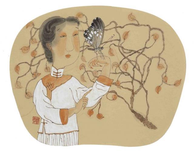 《風定荷自香》中國畫八人邀請展 - 每日頭條