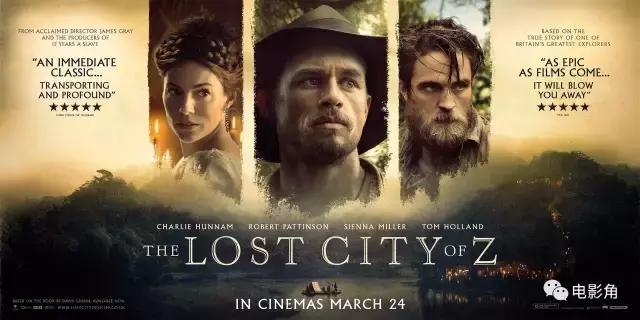 《迷失Z城》影評:奪寶奇兵之失落的黃金國 - 每日頭條