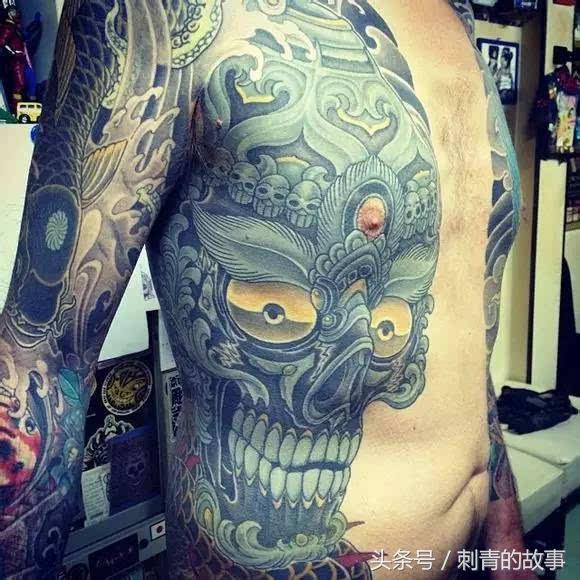 紋身素材——日式紋身 - 每日頭條