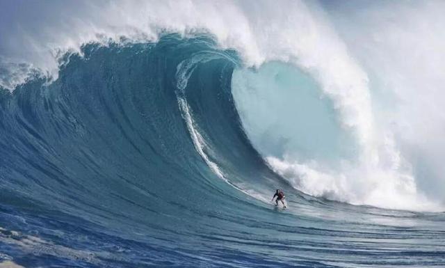 大海漲潮的時候,多出來的水是從哪裡來的?看完解開多年疑惑 - 每日頭條