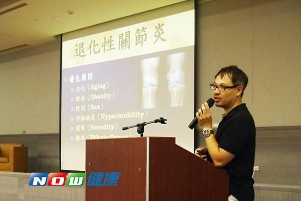 邱彥碩醫師開講常見骨科疾病 民眾反應熱烈 - 每日頭條