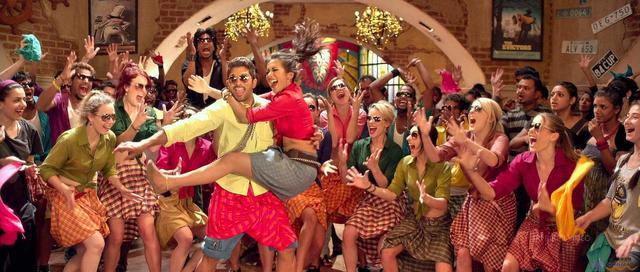 為什麼印度電影喜歡跳舞? - 每日頭條