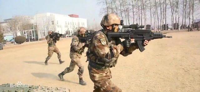 揭秘中國「戰略步槍」:一支槍就是一個作戰系統! - 每日頭條