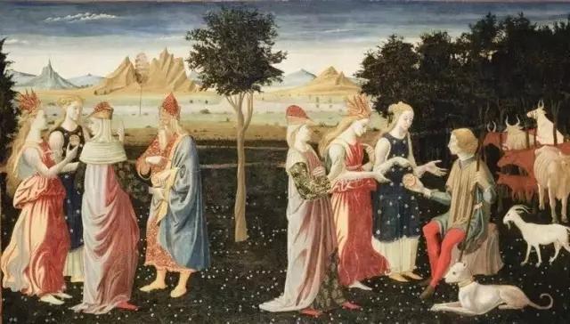 希臘神話中特洛伊戰役,居然是三個女人為了爭奪一個蘋果而引發的 - 每日頭條