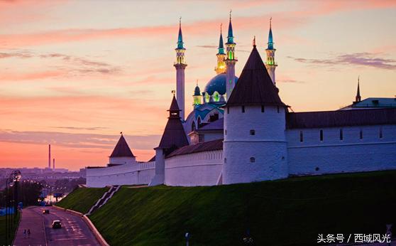 文化名城喀山——俄羅斯韃靼斯坦共和國首府 - 每日頭條