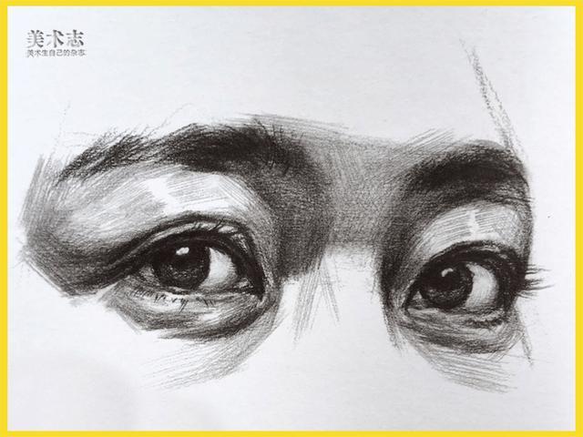 如何畫好人物的眼睛。鉛筆手繪畫眼睛素描教程全解析。男女生眼睛的結構及素描速寫畫法步驟 - 每日頭條