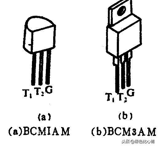 雙向晶閘管(TRIAC) - 每日頭條
