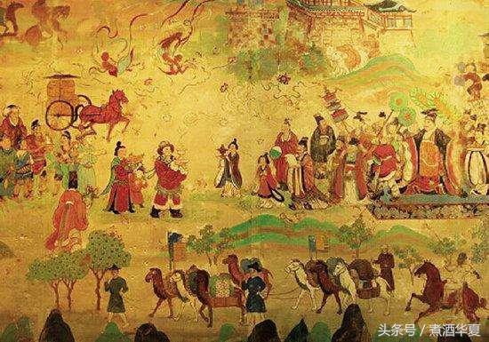古代民族去哪兒之十一——回紇、回鶻 - 每日頭條
