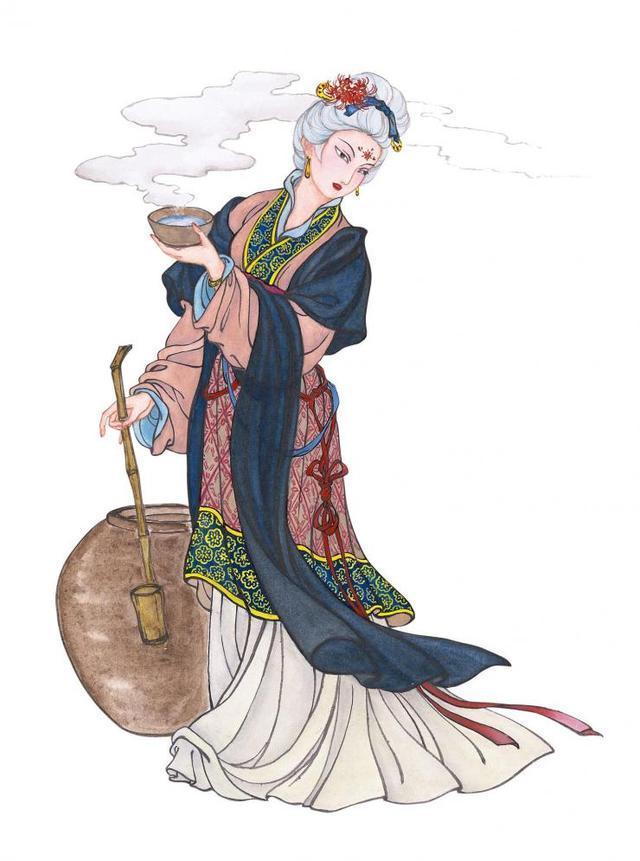 月老與孟婆的多個版本故事 - 每日頭條