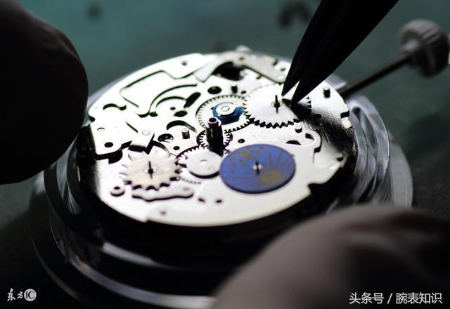 腕錶知識:自動上鏈手錶需要手動上鏈嗎?平時誤區在哪裡? - 每日頭條