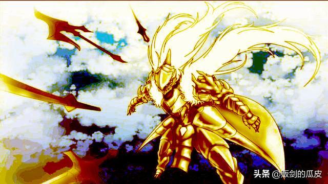 Overlord 怪物設定集 世界終結者最強召喚物 破滅之王 - 每日頭條