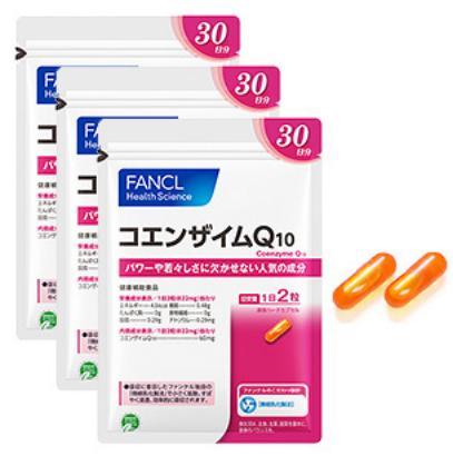 FANCL輔酶Q10抗皺營養素精華 - 每日頭條