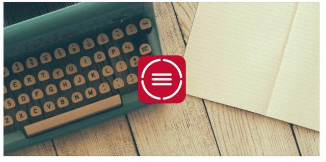 把圖上的字。轉成可編輯的文本:TextGrabber - 每日頭條