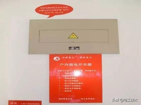 配電箱的接線及安裝有哪些常規標準?要注意什麼問題?圖文詳解 - 每日頭條