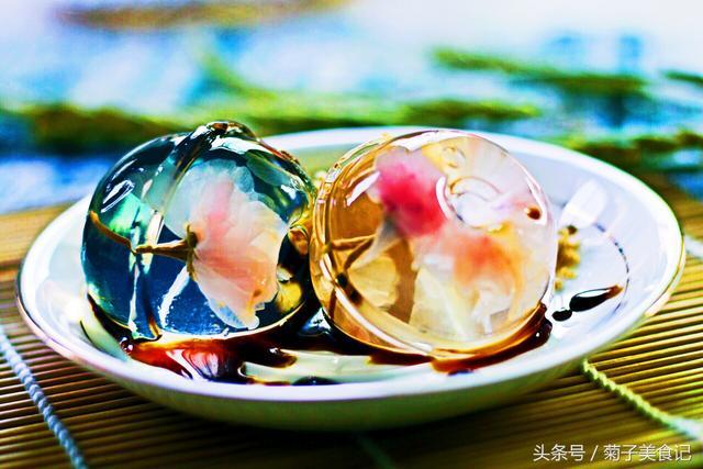 水信玄餅——美食中的水晶球 - 每日頭條