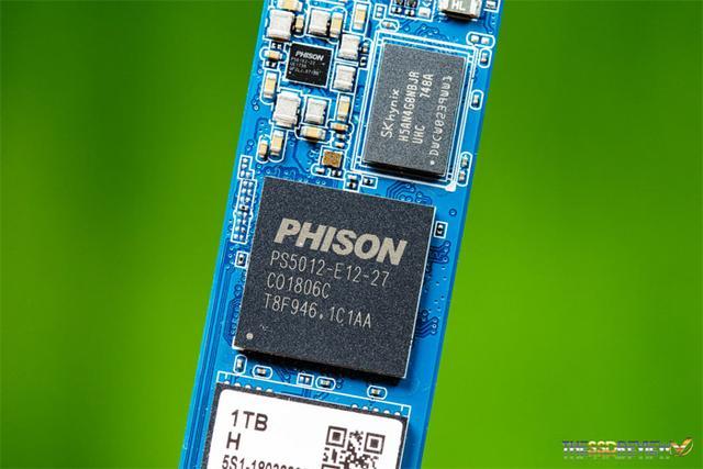 群聯E12主控前瞻,一個能耗比極佳的高性能SSD主控 - 每日頭條