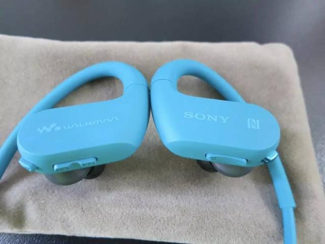 「裝備評測」索尼(SONY)運動型MP3播放器NW-WS623 - 每日頭條