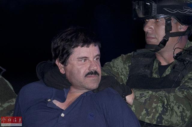 墨西哥大毒梟第三度落網原因揭秘:難過美人關 - 每日頭條
