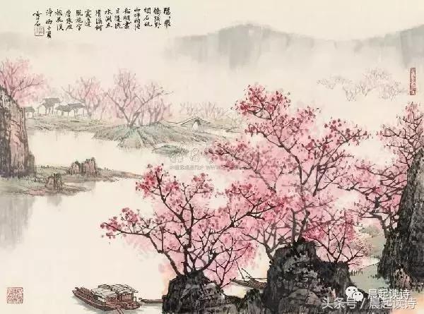 桃花溪——抵得一篇《桃花源記》 - 每日頭條