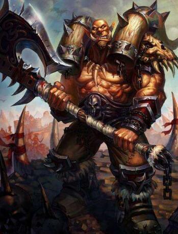 魔獸世界:歷任的部落大酋長是這樣上位的 - 每日頭條