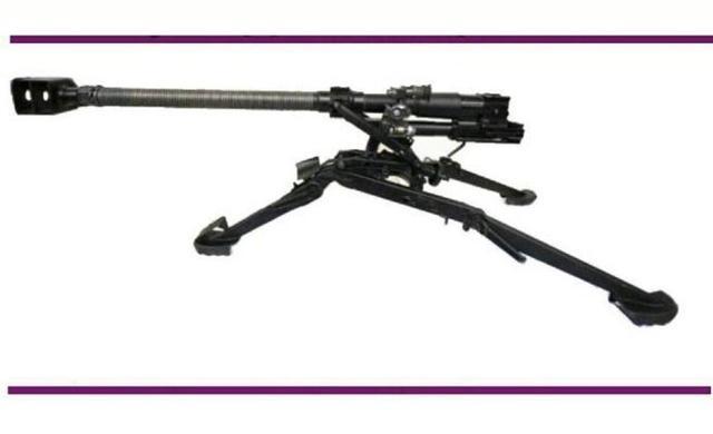 俄羅斯的新式怪胎:使用機槍三腳架的30毫米機關炮 - 每日頭條
