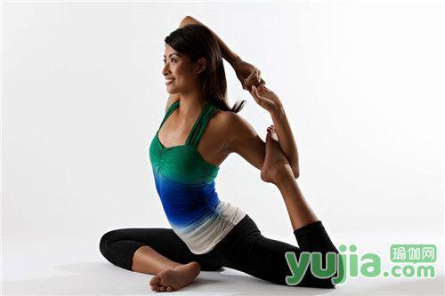 腰酸背痛?練這8個瑜伽體式就對了! - 每日頭條